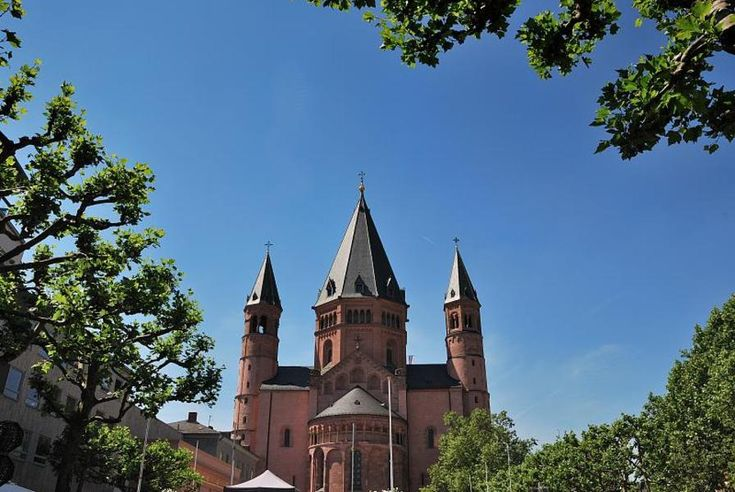 St. Stephan Mainz (Rhineland-Palatinate, Germany)  For more information, please visit our website ^^
