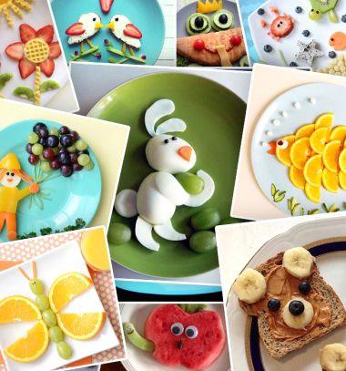 50+ Adorable kids snack ideas (for picky eaters) // 50+ Egyszerű és aranyos tálalási ötlet (válogatós gyerekeknek) // Mindy - craft tutorial collection