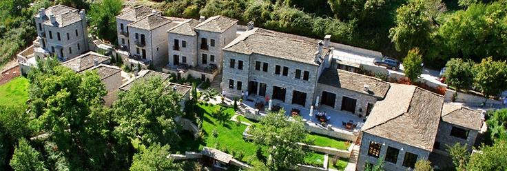 Aristi Mountain Resort is situated in the region of Zagorohoria and Konitsa.