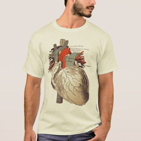 human heart T-Shirt - tap to personalize and get yours