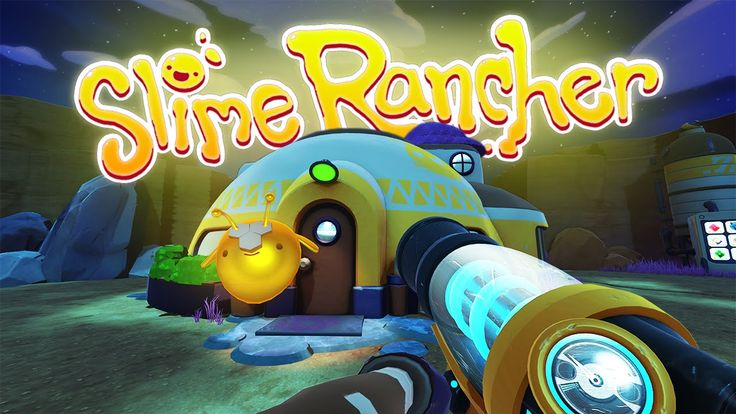 Slime Rancher Playthrough/Gameplay INTERRACIAL SLIME SEX, UNDISCOVERED I...