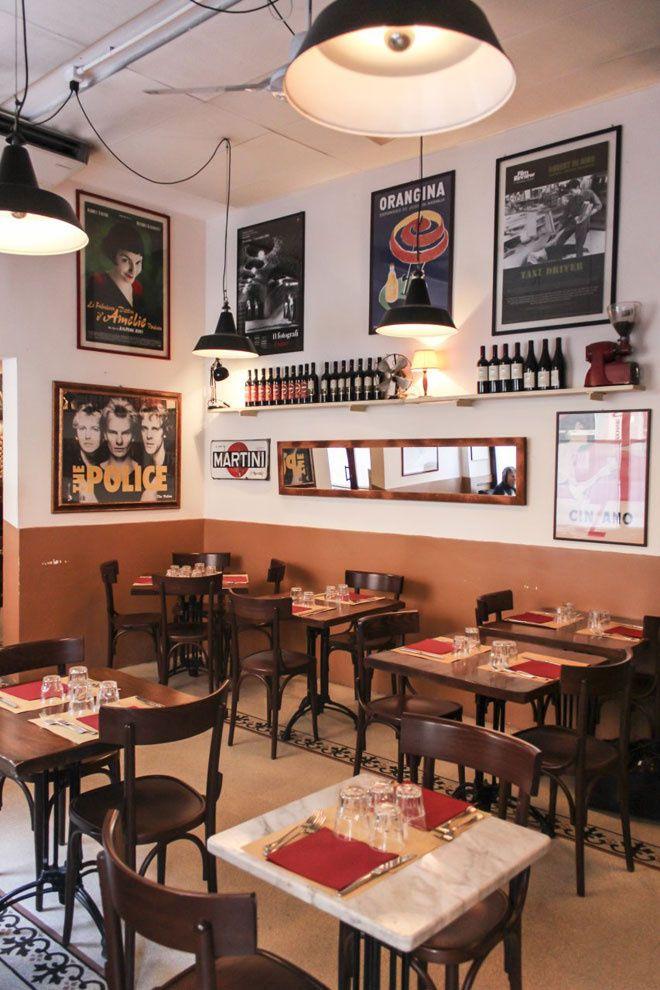Un restaurant pour dîner : Osteria Chiana Rome spécialité italienne http://www.vogue.fr/voyages/adresses/diaporama/les-meilleurs-htels-restaurants-bars-rome/20432#un-restaurant-pour-dner-osteria-chiana