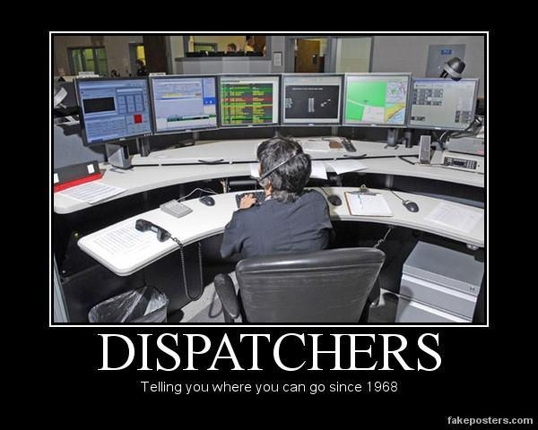 Dispatch · Police ...