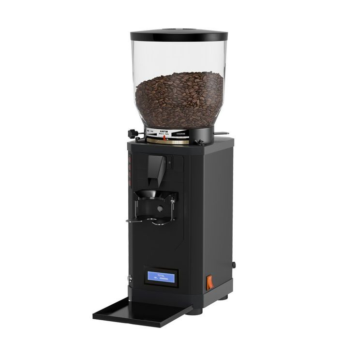 Amazing value, neat & precise performance for your cafe or restaurant: Anfim Super Caimano (Scody II) On Demand Commercial Espresso Grinder