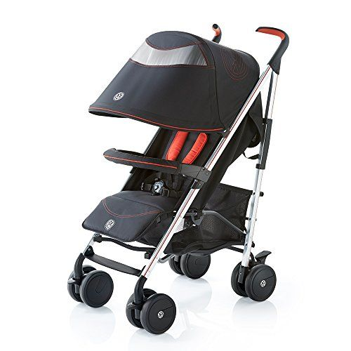 "'Knorr-baby Buggy Volkswagen Convert "" rojo/negro  #madre http://carritosbebe.org/producto/knorr-baby-buggy-volkswagen-convert-rojonegro/"