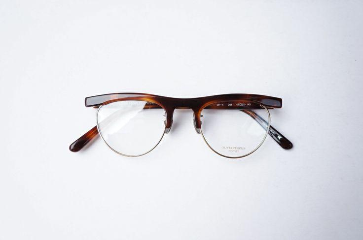 OLIVER PEOPLES OP-4 DM | optician | ponmegane
