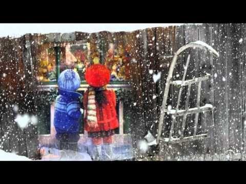 chanson - Neige neige blanche