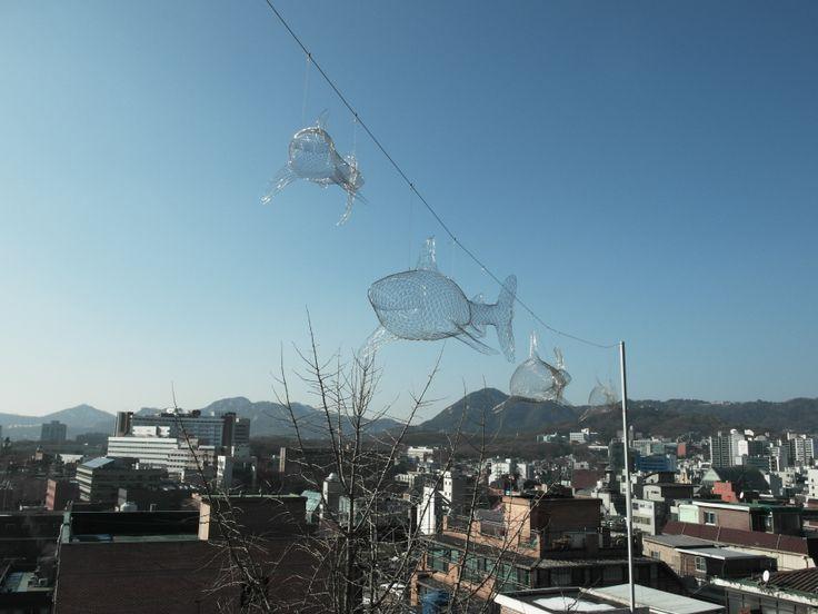 #sky #하늘 #sky of #seoul #Himmel #korea