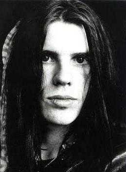 Ian Astbury, another 90s crush for me, coming in from the late 80s