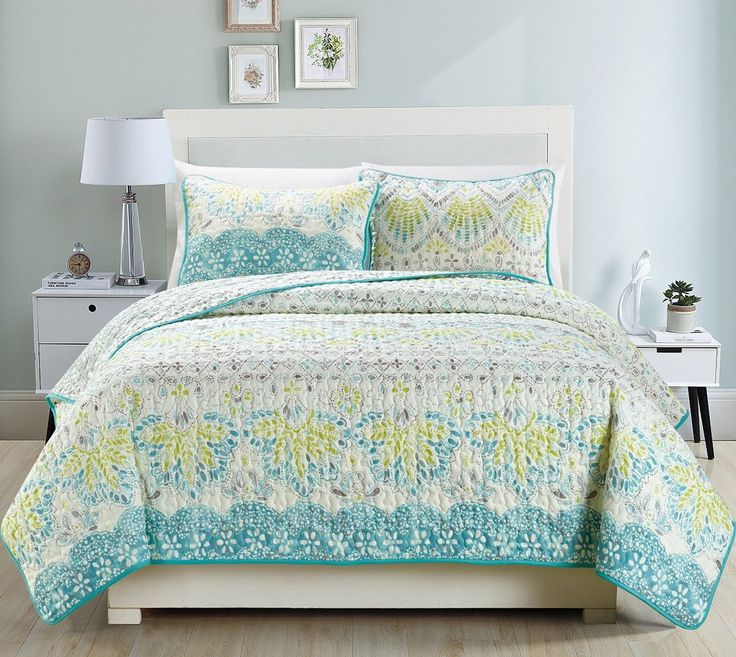 Best 25+ Queen size bed covers ideas on Pinterest   Headboards for ... : queen bed quilt cover size - Adamdwight.com