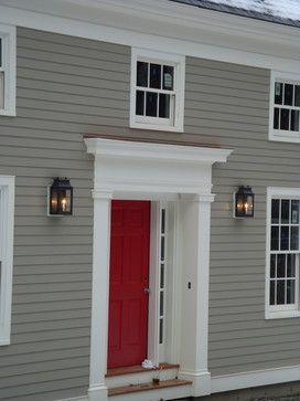 26 Best Images About Exterior Trim Work On Pinterest