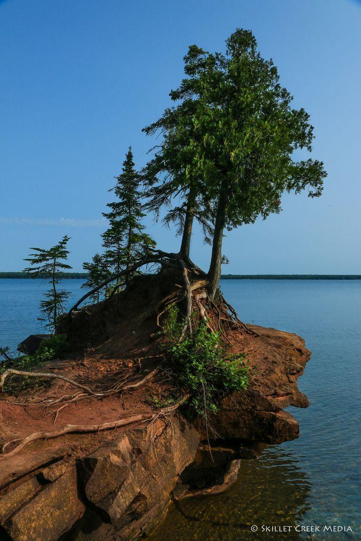 Big Bay State Park - Madeline Island.