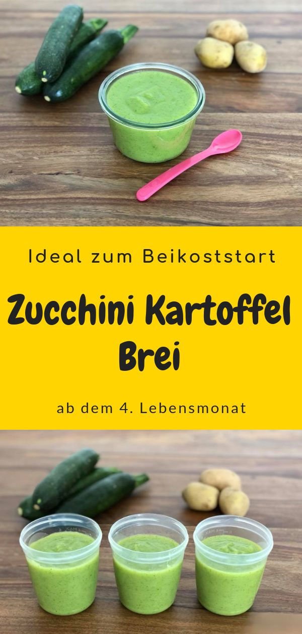 Ideal für den Beikost-Start: Zucchini-Kartoffel-Brei (Gastbeitrag). Zucchini ist ein gut verträgliches Gemüse, um bei Babys mit der Beikost zu beginnen. Miriam erläutert auf Küstenkidsunterwegs die positiven Eigenschaften der Zucchini und hat ein tolles Rezept für Zucchini-Kartoffel-Brei dabei.  #zucchini #beikost #start #brei #kartoffel #rezept #verträglich #eigenschaften #produktkunde #ab4Monate – Küstenkidsunterwegs: Kind & Meer im Herzen
