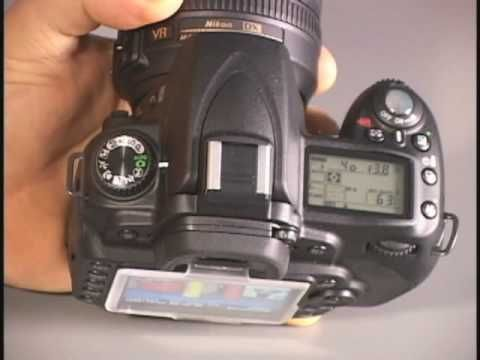 Nikon D90 Walkthrough.  Now maybe I figure out how to use this fancy thing!!
