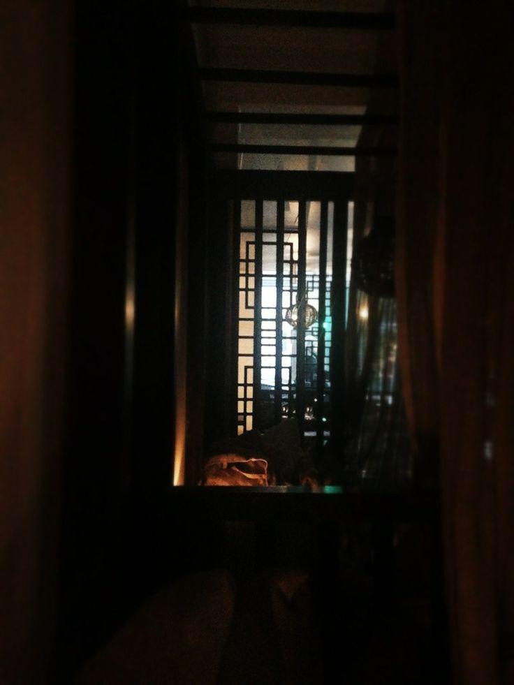 Chai wong Asiatisk spisehus