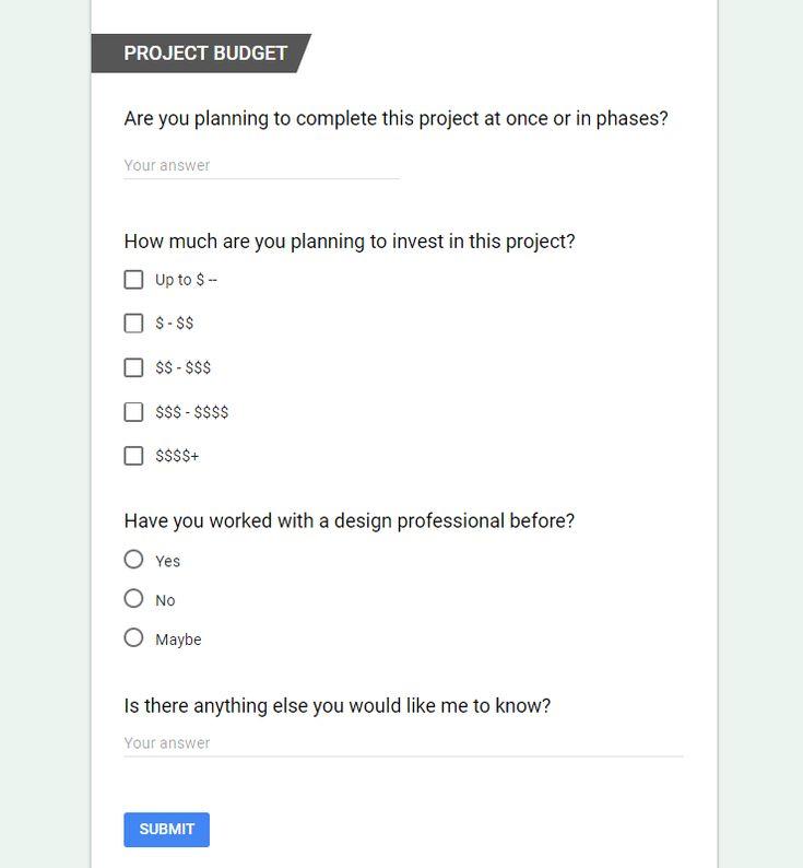 The Interior Designer Questionnaire Are You Using One Project Management Software For Interior Designers Mydoma Studio Interior Design Business Interior Design Portfolios Design Clients