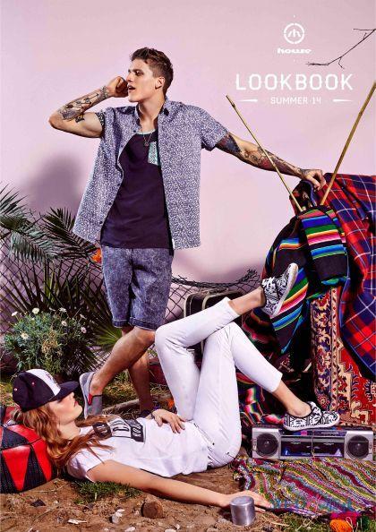 Moda festiwalowa dla facetów - House lato 2014