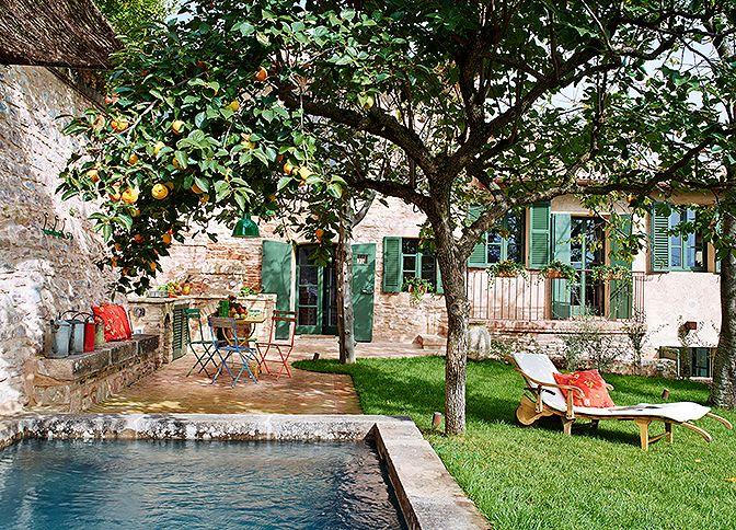 Spello Garden Villa, Umbria, Italy | vacation home rentals