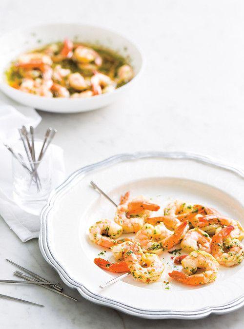 Crevettes marinées Recettes | Ricardo