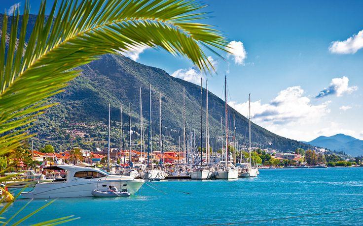 Lefkada, a Versatile Island - Greece Is
