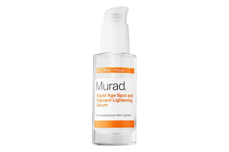 "This Gel Got Rid of My Post-Acne Marks in 3 Days - ""I stumbled on Murad's Rapid Age Spot and Pigment Lightening Serum, Googled its reviews, and took a chance. Usually, by the third night, I can see a visible reduction in dark spots. By the fifth day, they become imperceptible. After a week, I've forgotten about them entirely."""