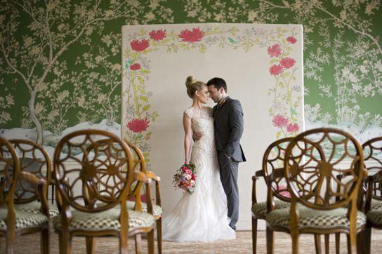 1000+ Ideas About Wedding Ceremony Backdrop On Pinterest