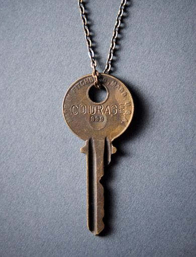 Giving Keys Necklace August 2017