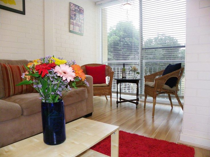 1st floor furnished & self-contained studio apartment