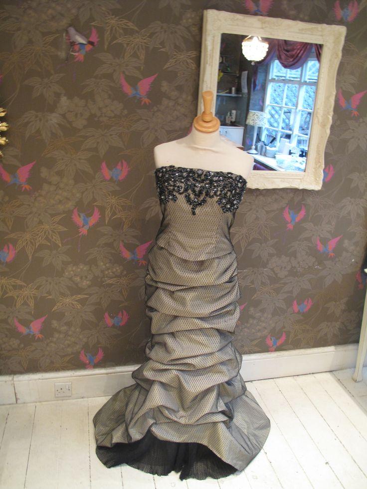 Simply stunning dress #ianstuart #partydress #eveningdress