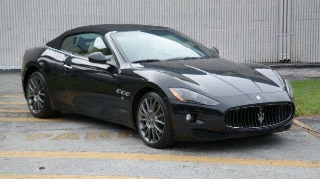 Used 2011 Maserati GranTurismo Convertible Convertible for sale near you in DORAL, FL. Get more information and car pricing for this vehicle on Autotrader.