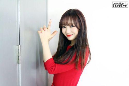 SuJeong (Lovelyz) - Woollim Naver Update Pics