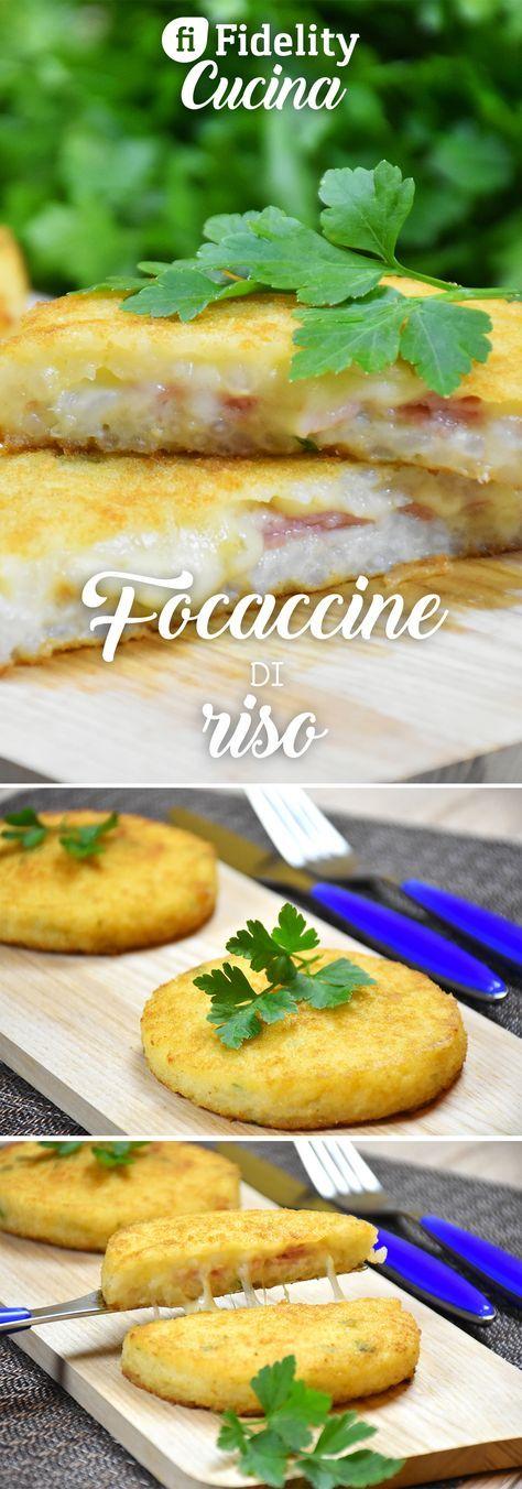 Semplici e facili da preparare, queste focaccine di riso con prosciutto e formaggio sono l'ideale per stupire i vostri ospiti. Una ricetta facile da di sicuro effetto