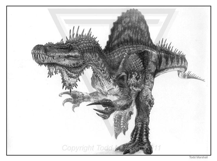 Mejores 109 imágenes de Jurassic world & Jurassic park dinosaurs en ...