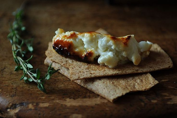 Roasted Feta with Thyme Honey: 2007 recipe on Food52