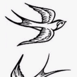 .: Tattoo Ideas, Sparrow Tattoo, Birds Tattoo, Art, Tattoo Designs, Tattoo'S, Swallows Tattoo, Swallow Tattoos, Tattooidea