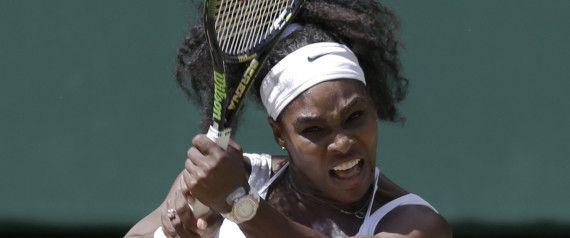Serena Williams Beats Garbiñe Muguruza In Straight Sets To Win Wimbledon