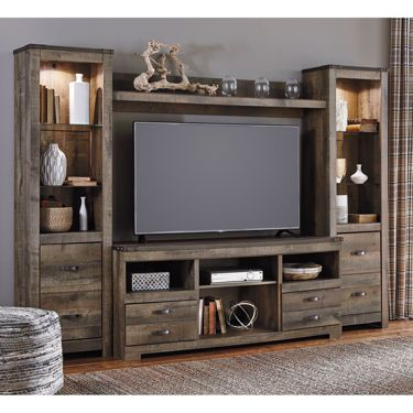 jcp   Signature Design by Ashley® Trinell Entertainment Center