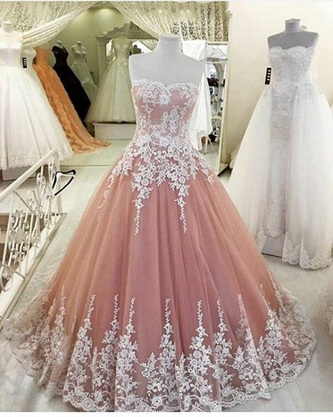 Yay or nay #dress  ↪ @outfitsshopnow  #tag to your #beauties  #bridesdreamss  Follow@fashionistaa01  Follow@yaayadidas