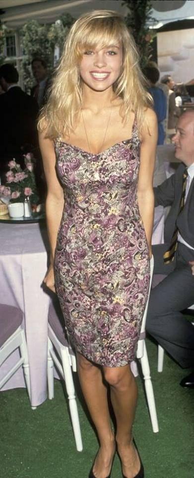Pamela Anderson 1980's