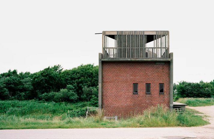 #Reuse in #Denmarl Conversion of Three Pumpstations by Johansen Skovsted Arkitekter