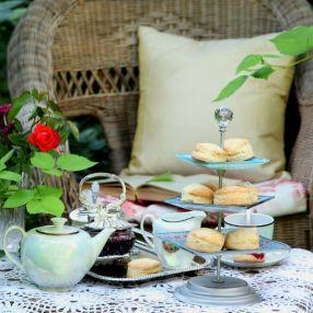 Little Cottage Tea Rooms, Glynde.