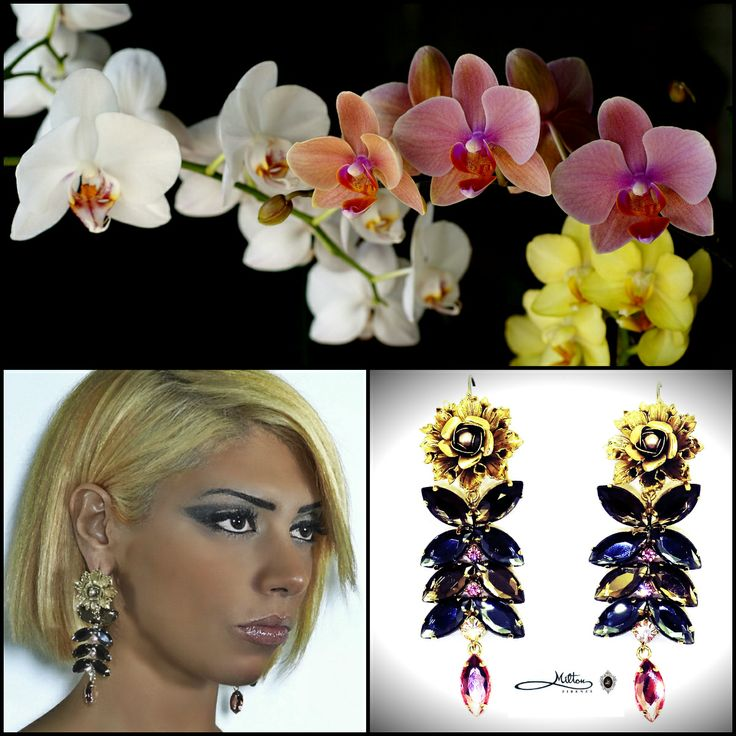 MILTON-FIRENZE Earrings https://www.facebook.com/pages/MILTON-FIRENZE/237831466369428
