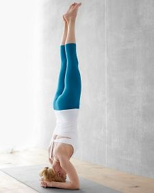 When your world feels topsy-turvy, yoga wisdom suggests you shift your perspective and turn things upside down.