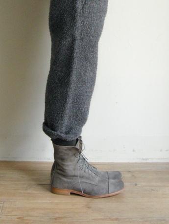 evam eva / boots and pants