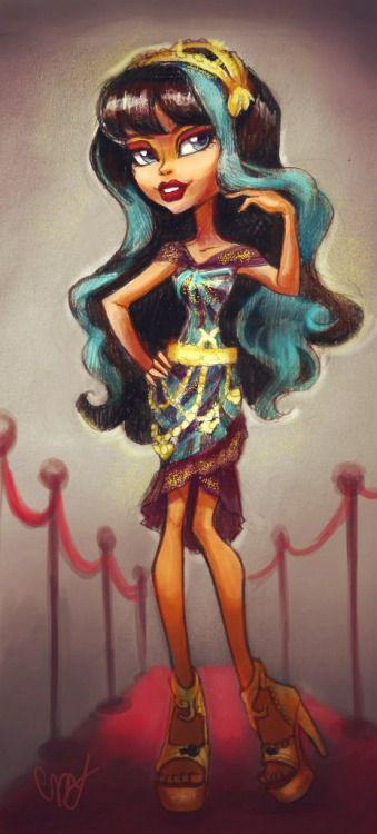 31 Best Cleo De Nile Art Images On Pinterest