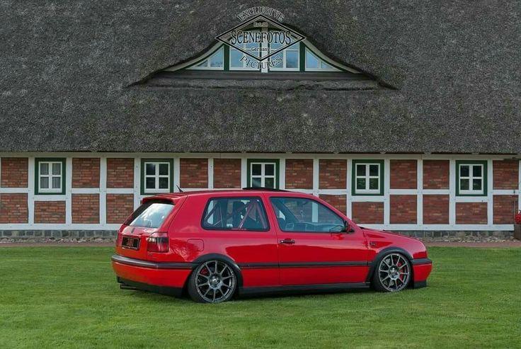 VW Golf 3 GTI 16V 20 Jahre Edition