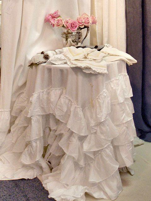 Wonderful Items Similar To Table Cloth Shabby Chic Lovers Custom Order Promo Listing  (large) On Etsy