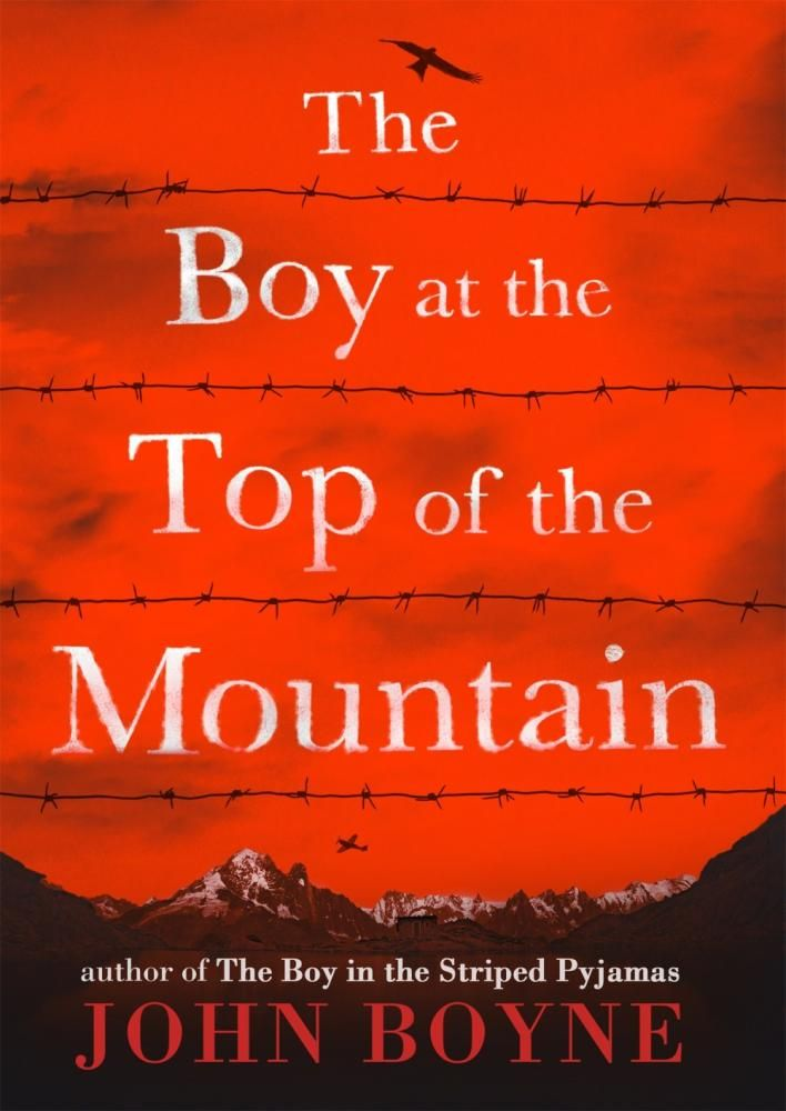 The Boy at the Top of the Mountain - When Pierrot becomes an orphan, he must leave his home in Paris for a new life with his Aunt Beatrix, a servant in a wealthy household at the top of the German mountains. But this is no ordinary time, for it is 1935 and the Second World War is fast approaching; and this is no ordinary house, for this is the Berghof, the home of Adolf Hitler. Quickly, Pierrot is taken under Hitler's wing, and is thrown into an increasingly dangerous new world