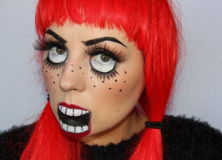 Les 25 Meilleures Id Es Concernant Maquillage Halloween