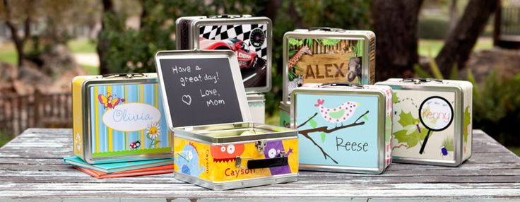 So adorable! I can/will do this, too!  Love the idea of chalkboard paint on the inside lid for lovenotes/reminders!